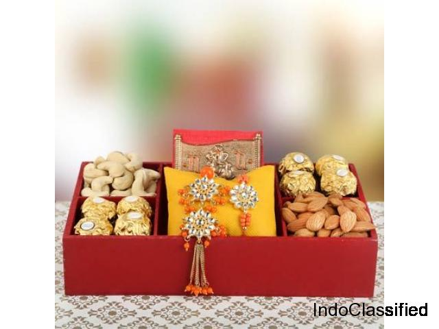 Rakhi : Buy Rakhi Gifts for Sisters & Brothers