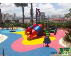 Outdoor Fitness Playground Equipment Supplier India