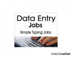 DATAENTRY, AD POSTING, SMS SENDING PART TIME/FULL TIME JOB