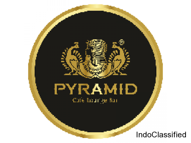 Best Lounge in Chandigarh | Pyramid cafe lounge