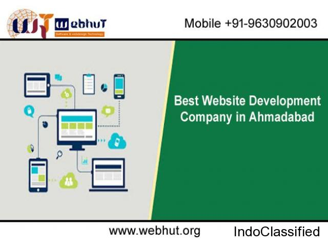 Looking for Best website development Company in Ahmadabad