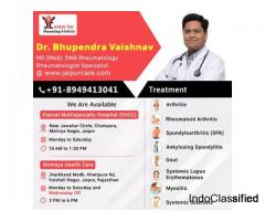 Consult with Best Rheumatologist in Jaipur for Gout Treatment