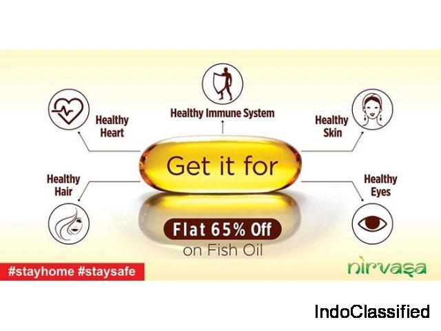 Prefer Salmon Fish Oil Capsules For Better Health