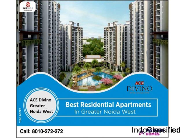 Ace Divino - 2/3 BHK Luxury Apartments Greater Noida West