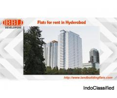 1 bhk flat for rent in hyderabad, Rental flats in hyderabad