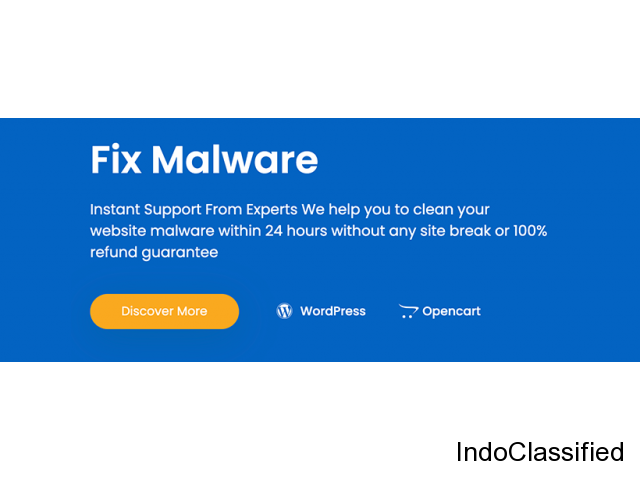 Fix Malware - Professional Malware Removal Services