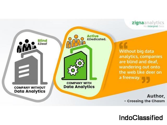 Data analytics service provider | Data analytics solutions