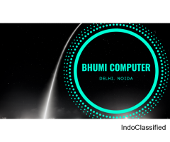 Bhumi Computer Repair and AMC Services Provider Company in Delhi, NCR