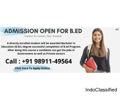D.Ed | B.Ed Fresh Admission & UGC new guidelines over university UG-PG exams