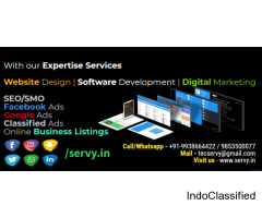 website design & software services in cuttack