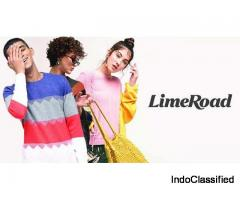 Limeroad is a online store providing vast range of products