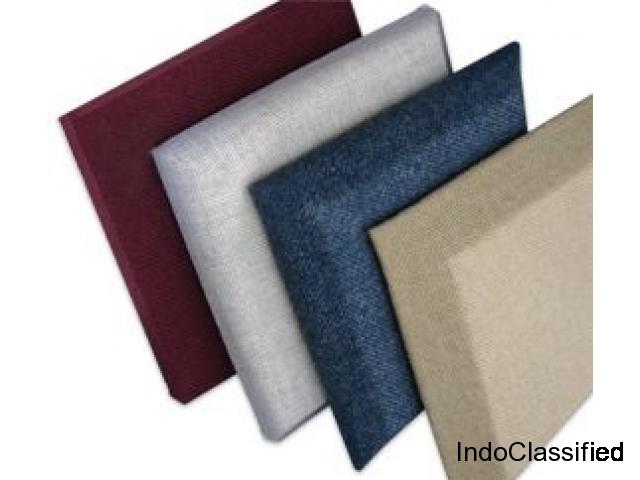 Acoustic Ceiling Panels | Sound Absorbing Ceiling Tiles