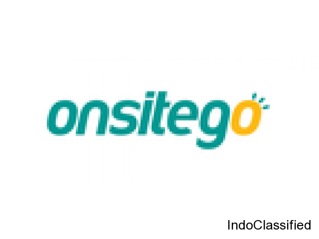 Onsitego a pick and drop service for repairing mobile devices and laptops.