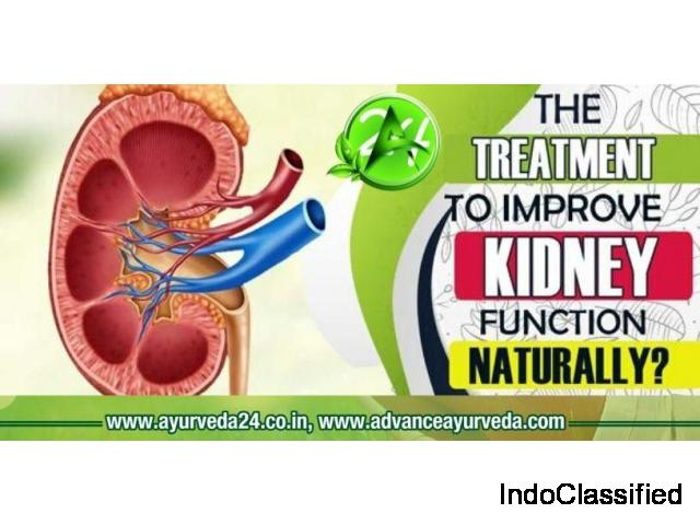Ayurvedic Treatment for Dialysis Patients