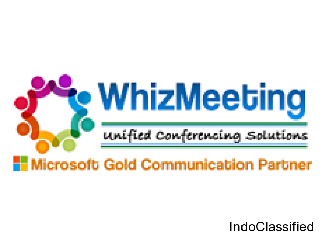 WhizMeeting-High Quality Audio Conference