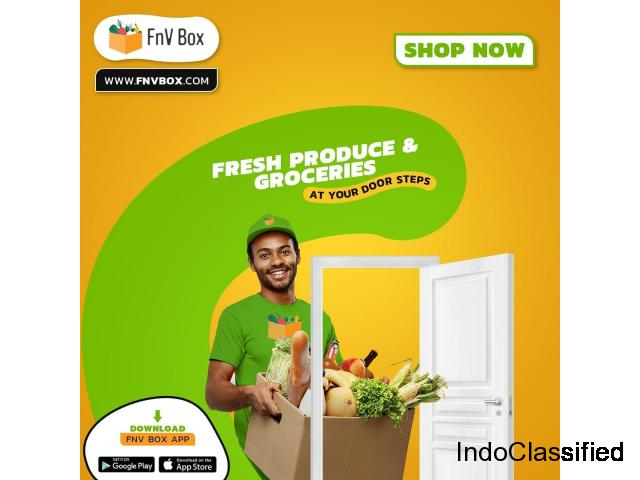 Fruits, Vegetables & groceries Online store in Hyderabad