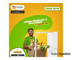 Fruits, Vegetables & groceries Online store in Hyderabad