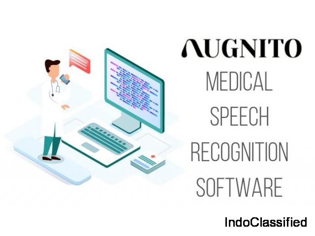 Advantage Of Augnito Speech Recognition Software During COVID-19 Pandemic