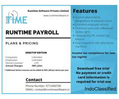 Payroll software india