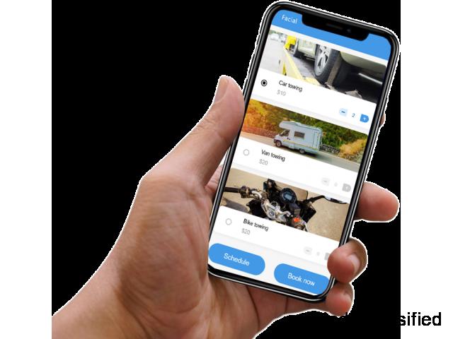 Uber For Tow Trucks App Development