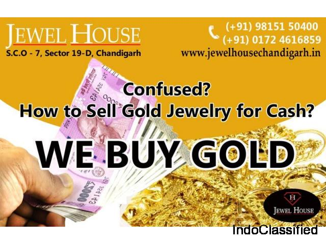 How to Sell Gold Jewelry for Cash - JewelHouse