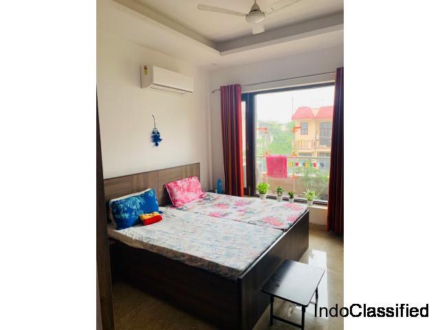 Girls PG in Gurgaon Gurugram Haryana - Safe House PG