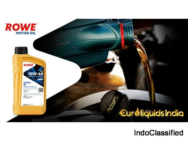Fully Synthetic Engine Oil in India
