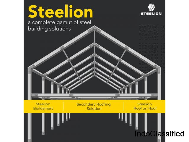 Largest steel manufacturing company in Kerala - Steelion