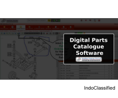 Digital Parts Catalogue Publishing Software