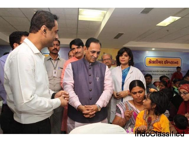 Dr. Neeraj Suri | Cochlear Implant in India.