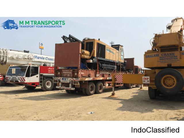 Top Transportation & Logistics Companies In Kerala