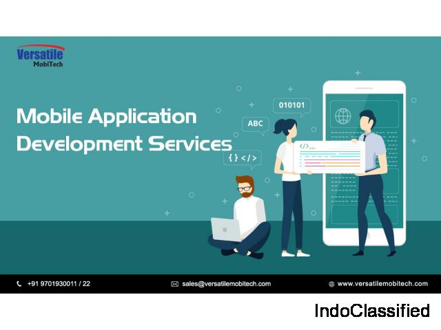 Mobile application development company in Hyderabad