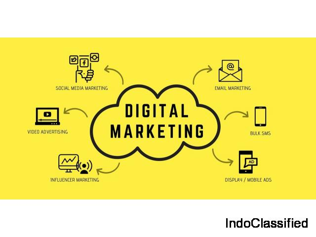 PRAYAGRAJ BEST DIGITAL MARKETING INSTITUTE
