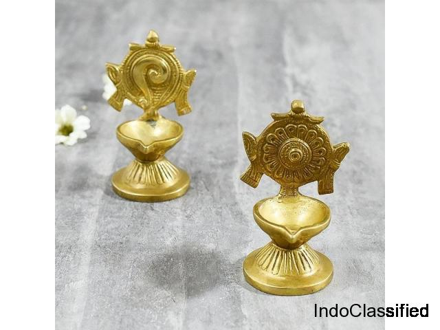 Unique and Beautiful Decorative Diyas Online!