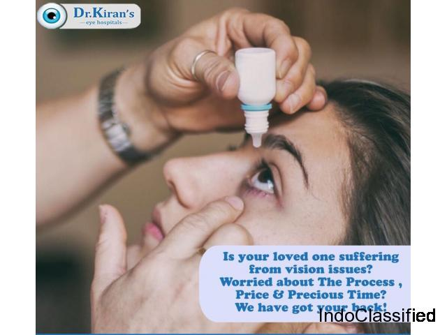 Best Eye Hospital in KPHB, Hyderabad