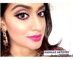 Bridal Makeup Artist Training Academy in Tilak Nagar