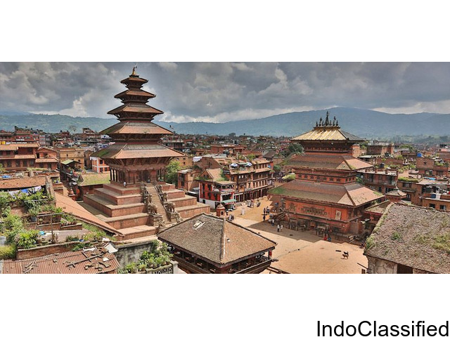 Cultural and heritage journey to Nepal