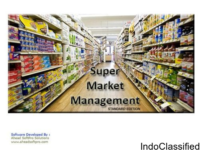 Best Super Market, Grocery & Kirana Store Billing Inventory Software in patna
