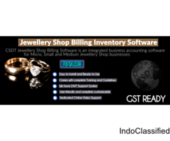 Best jewellery shop billing software in patna