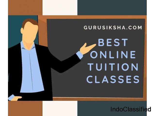 Gurusiksha: Top Online Tuition Provider in India
