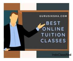 Gurusiksha: Top Online Tuition Provider in India