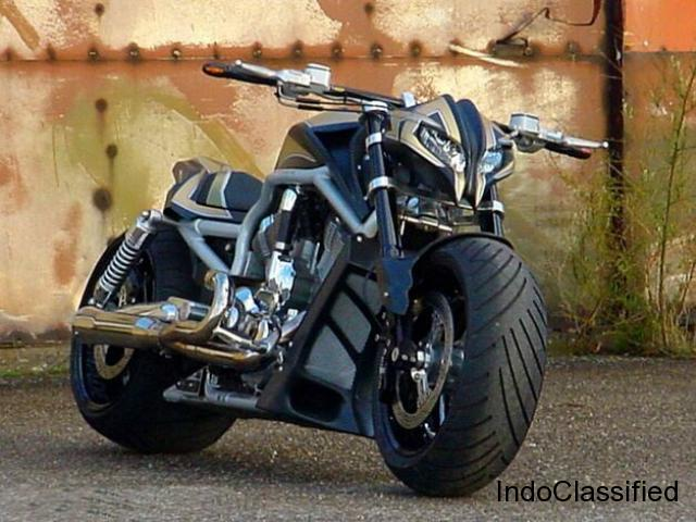 Unclutch Goa - Rent / hire a Ducati in Goa