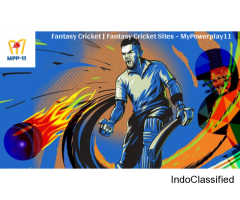 Fantasy Cricket | Fantasy Cricket Sites - MyPowerplay11