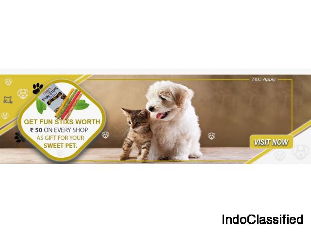 BUY PETS FOOD AND PET GROOMING PRODUCTS