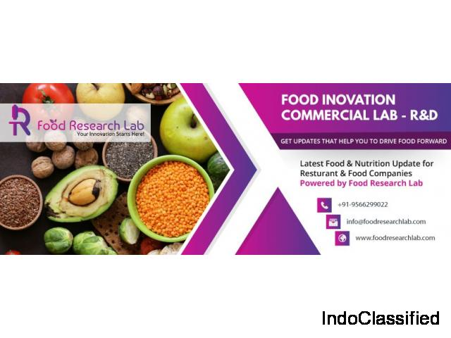 Consultants | Food Service Consulting Companies | Food Research lab