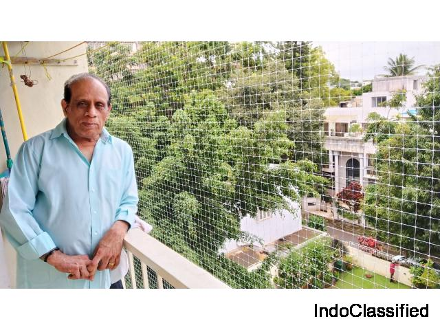 Balcony Safety Nets Pigeon Netting In Bangalore