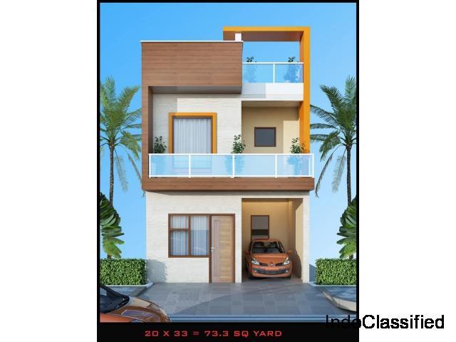 Affordable villas in Noida extension - Park View Villas