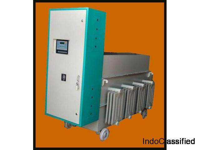 Servo Voltage Stabilizer manufacturer & supplier in Gujarat, India