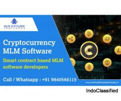 Cryptocurrency MLM Software and Smart contract based MLM System developers- MLM software tamilnadu
