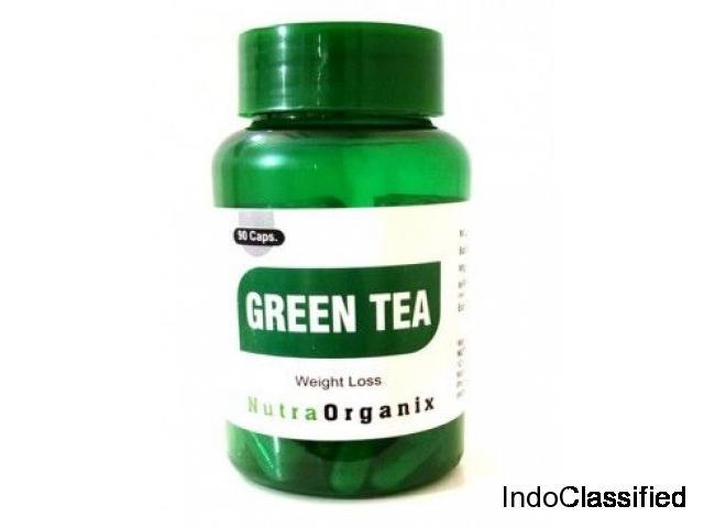 Buy Green Tea Herbal Capsules In Wholesale | Nutraorganix
